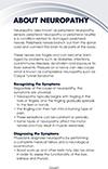 Neuropathy brochure