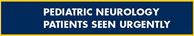 Pediatric Neurology Patients Seen Urgently