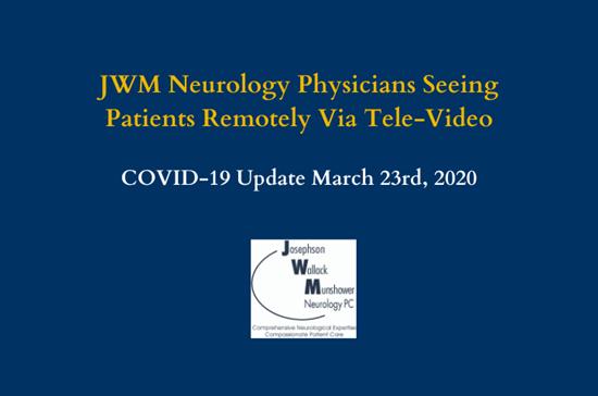 JWM Neuro Telehealth